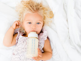 Baby Bottle Tooth Decay - Pediatric Dentist in Ennis and Waxahachie, TX